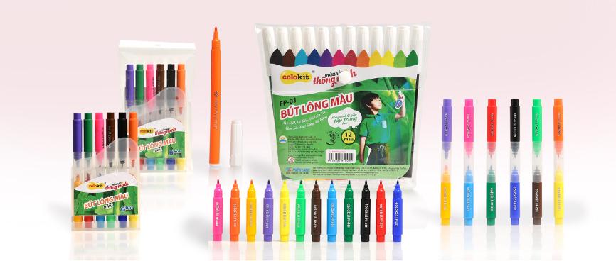 Bút lông màu